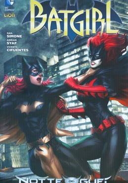Cover image of Batgirl #3 (ITA), color
