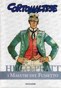 Cover image of I Maestri del Fumetto - Corto Maltese - Hugo Pratt, color