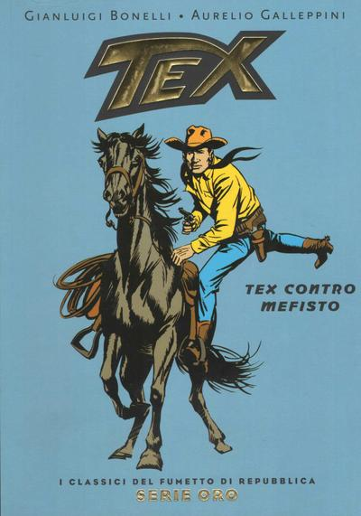 Cover image of Tex - Tex Contro Mefisto #2, color