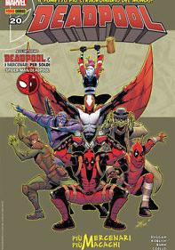 Cover image of Deadpool #20 (ITA), color