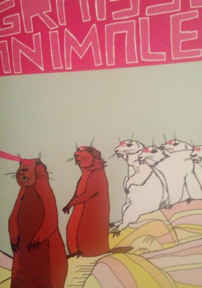 Cover image of Graisse animale #7, color