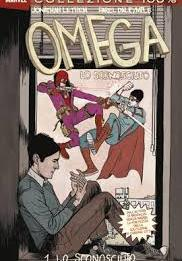 Cover image of Omega - Lo sconosciuto #1, color