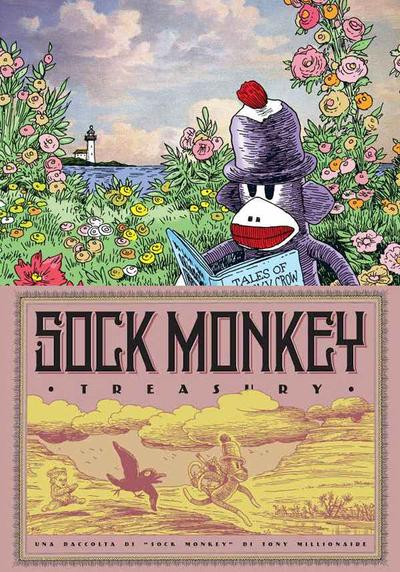 Cover image of Sock Monkey treasury (ITA), other