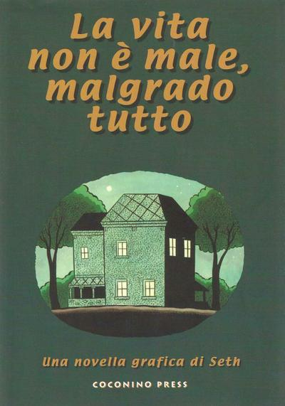 Cover image of La vita non è male, malgrado tutto, color