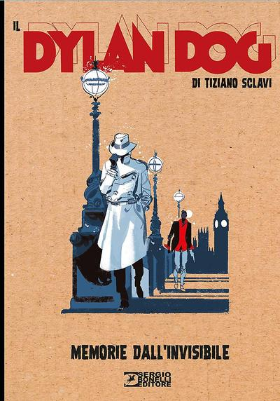 Cover image of Dylan Dog Collezione Book #4, color