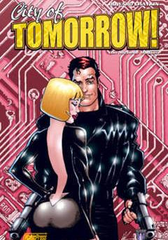 Cover image of City of tomorrow (ITA), color