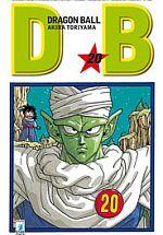 Cover image of Dragon Ball. Evergreen edition: 20, black&white