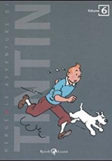 Cover image of Tintin #6 (ITA), color