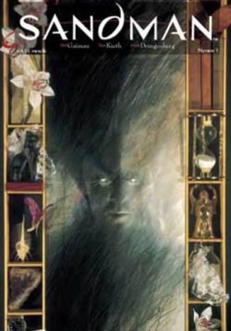 Cover image of the Sandman #1 (ITA), color