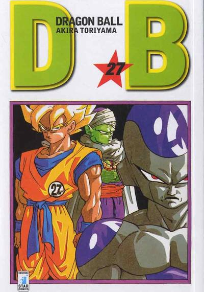Cover image of Dragon Ball. Evergreen edition: 27, black&white