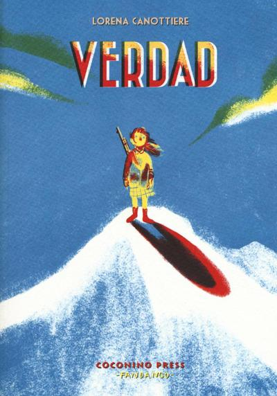 Cover image of Verdad, color