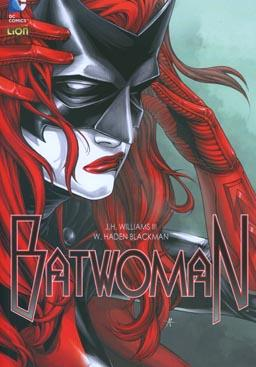Cover image of Batwoman #2 (ITA), color