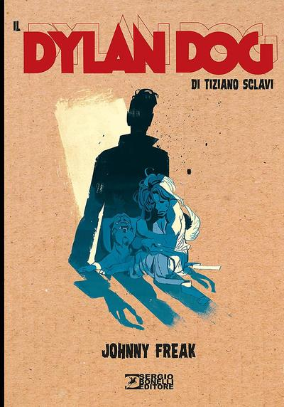 Cover image of Dylan Dog Collezione Book #3, color