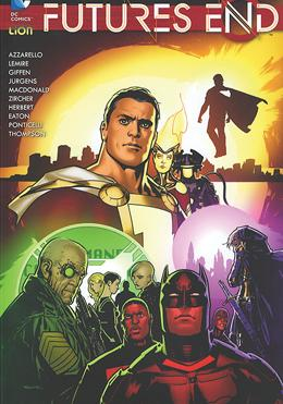 Cover image of Futures end - Volume 10 [ITA], color