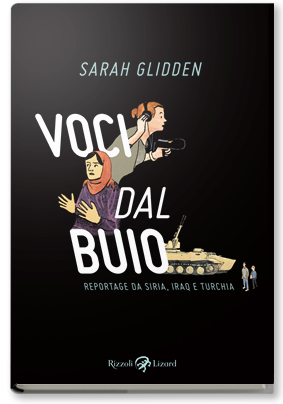 Cover image of Voci dal buio, color