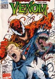 Cover image of Venom n.16 ( Marvel Italia ), color
