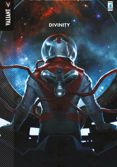 Cover image of Divinity (ITA), color