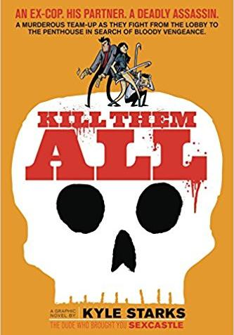 Cover image of Kill them all, color