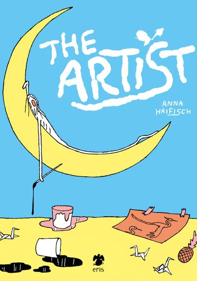 Cover image of The artist (Eris), color