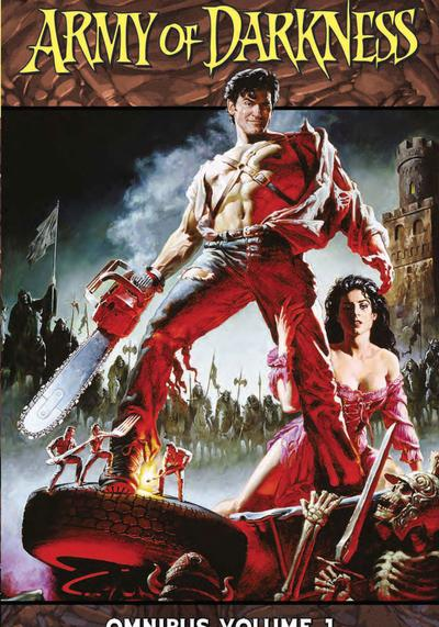 Cover image of Army of darkness #01 (ITA), color