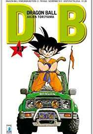 Cover image of Dragon Ball. Evergreen edition: 13, black&white