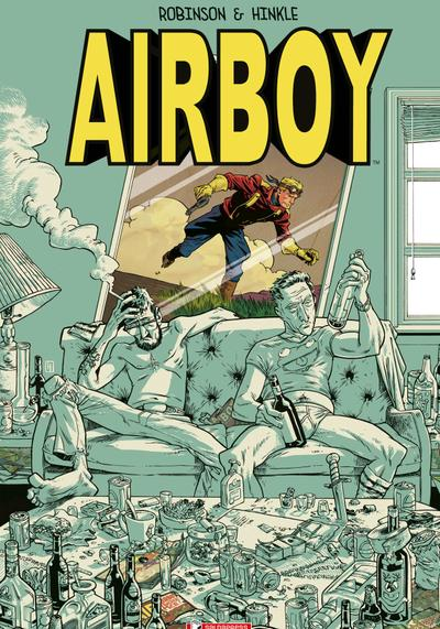 Cover image of Airboy (ITA), color