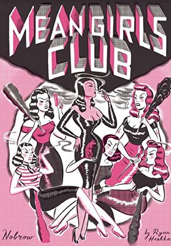 Cover image of Mean Girls Club, color