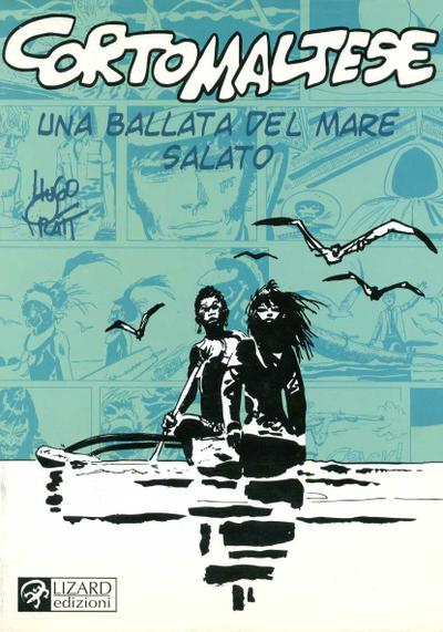 Cover image of Corto Maltese - Una ballata del Mare salato, color