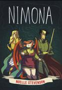Cover image of Nimona, color