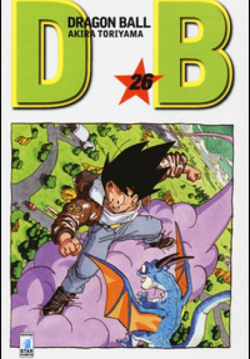 Cover image of Dragon Ball. Evergreen edition: 26, black&white