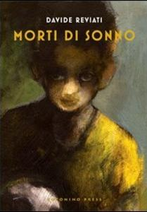 Cover image of Morti di sonno, black&white