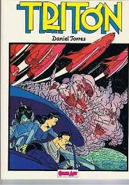 Cover image of Triton, color