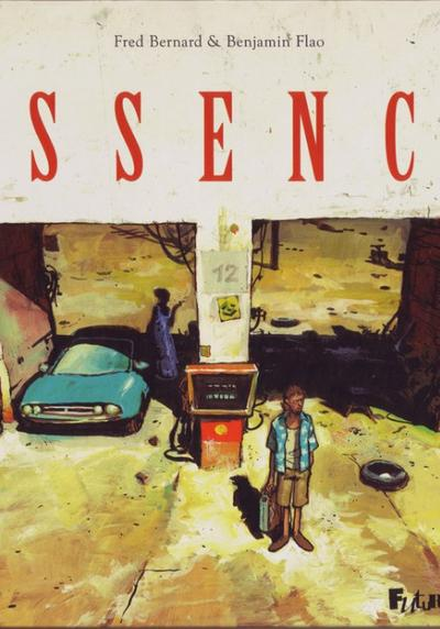 Cover image of Essence, color