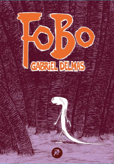 Cover image of Fobo, black&white