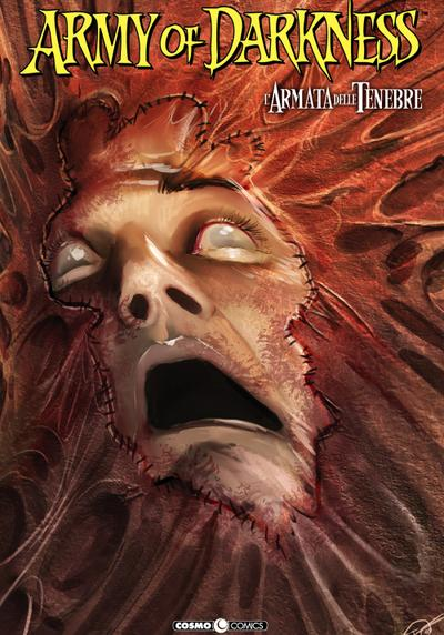 Cover image of Army of darkness #06 (ITA), color