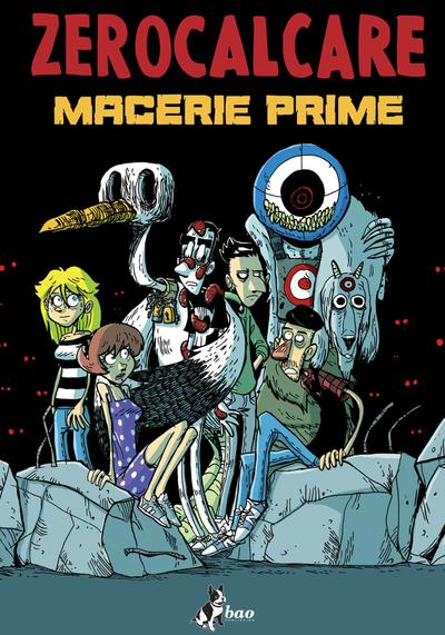 Cover image of Macerie Prime, color