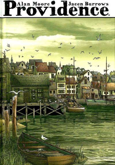 Cover image of Providence #1 (ITA) [Prima ristampa], color