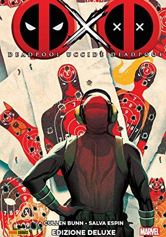Cover image of Deadpool uccide deadpool (Edizione Deluxe), color