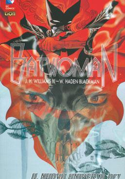 Cover image of Batwoman #1 (ITA), color