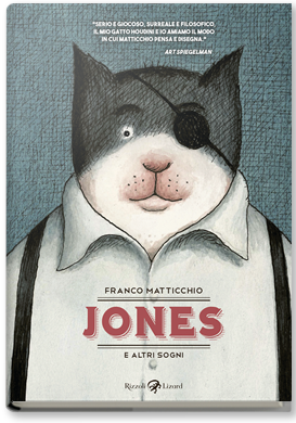 Cover image of Jones e altri sogni, other