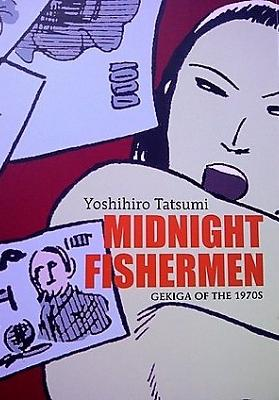 Cover image of Midnight Fishermen, black&white