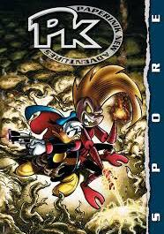 Cover image of PK - Paperinik New Adventures #6, color