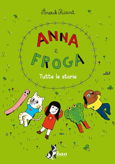 Cover image of Anna e Froga, color