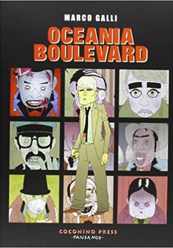 Cover image of Oceania Boulevard, color