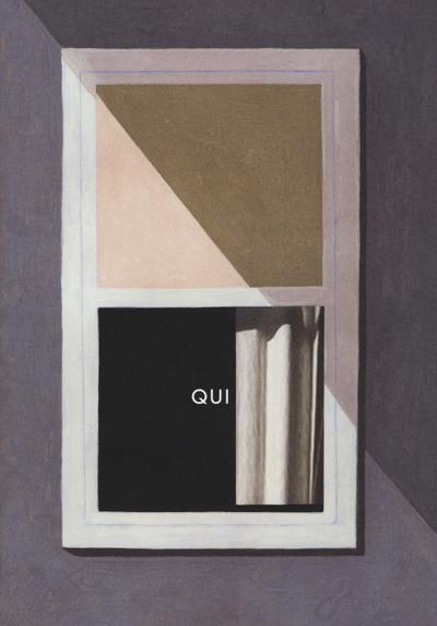 Cover image of Qui, color