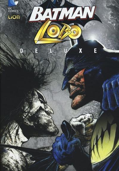 Cover image of Batman Lobo [DC Deluxe], color