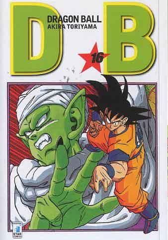 Cover image of Dragon Ball. Evergreen edition: 16, black&white