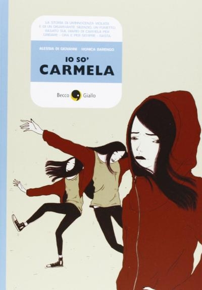 Cover image of Io so' Carmela, color