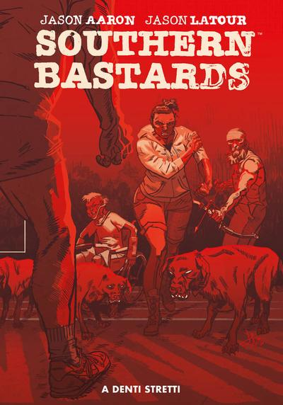 Cover image of Southern bastards Vol.4 - A denti stretti, color