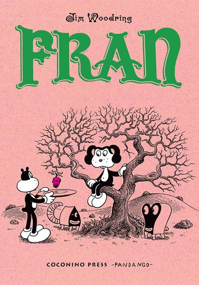 Cover image of Fran (Coconino), black&white